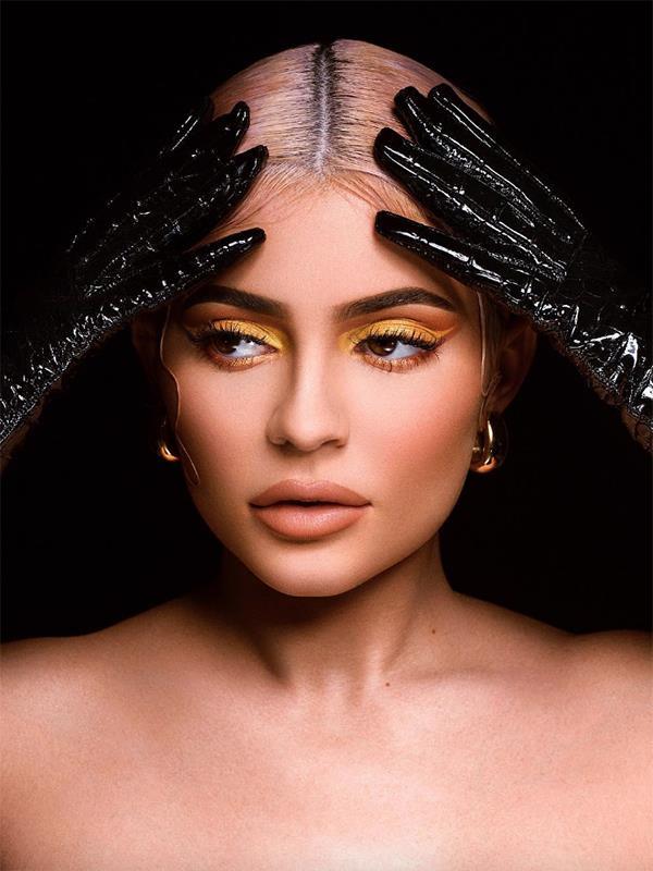 Kylie Jenner Lanza La Linea De Maquillaje Para Halloween - Maquillage-para-halloween