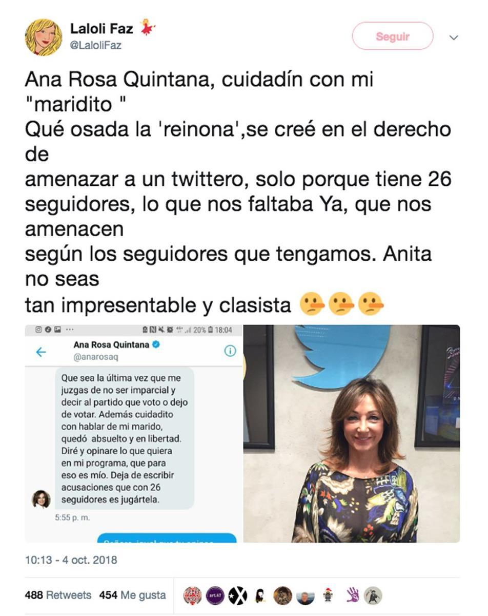 149 Fotos de Ana Rosa Quintana.