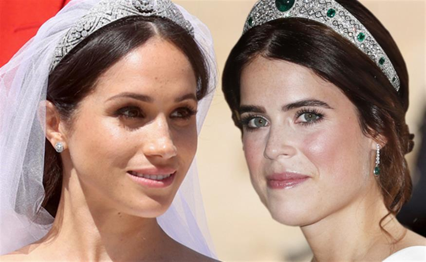 Meghan Markle Eugenia de York
