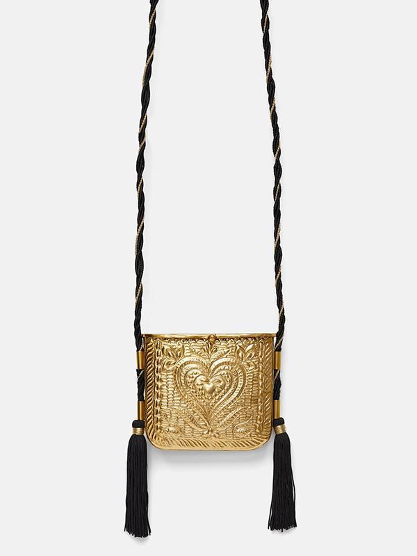venta minorista 66ce9 63d47 Zara y el bolso perfecto para salir de fiesta que se agotó ...