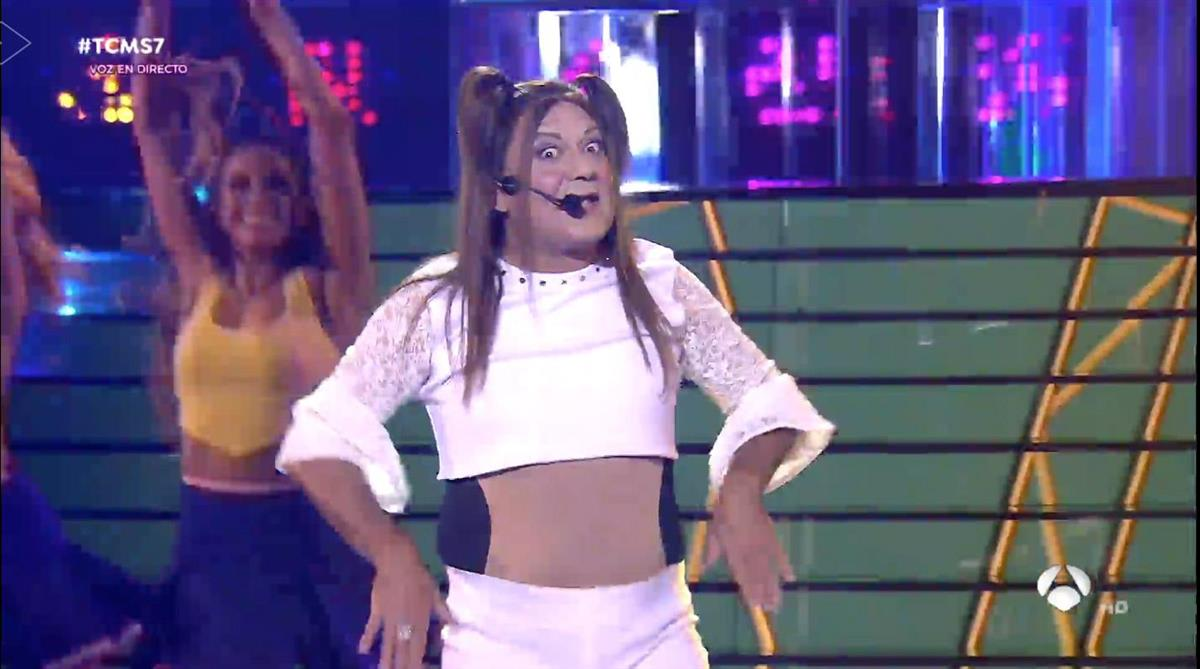 fernando-corchacho-malody-tcms6. Un look muy Melody
