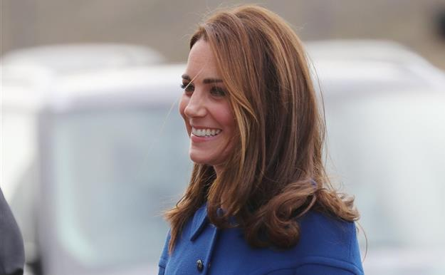 Kate Middleton le copia el look a Ivanka Trump y Sarah Jessica Parker