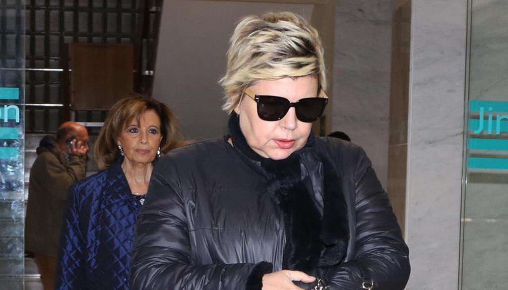 e3dfb857a1 Terelu Campos reaparece tras su operación junto a Carmen Borrego y Teresa