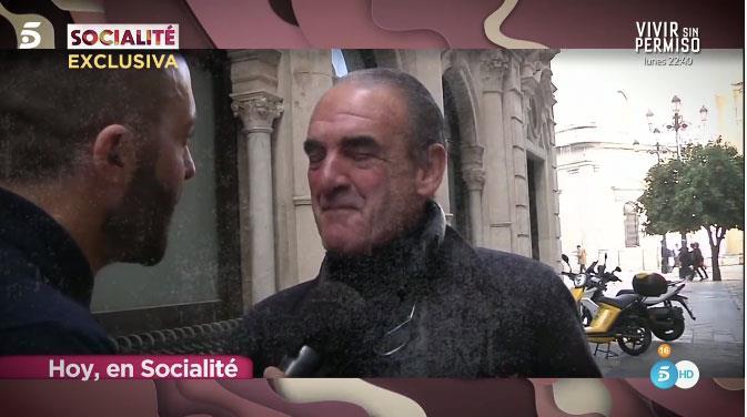 Mario Conde Habla Por Primera Vez De Su Novia Sevillana