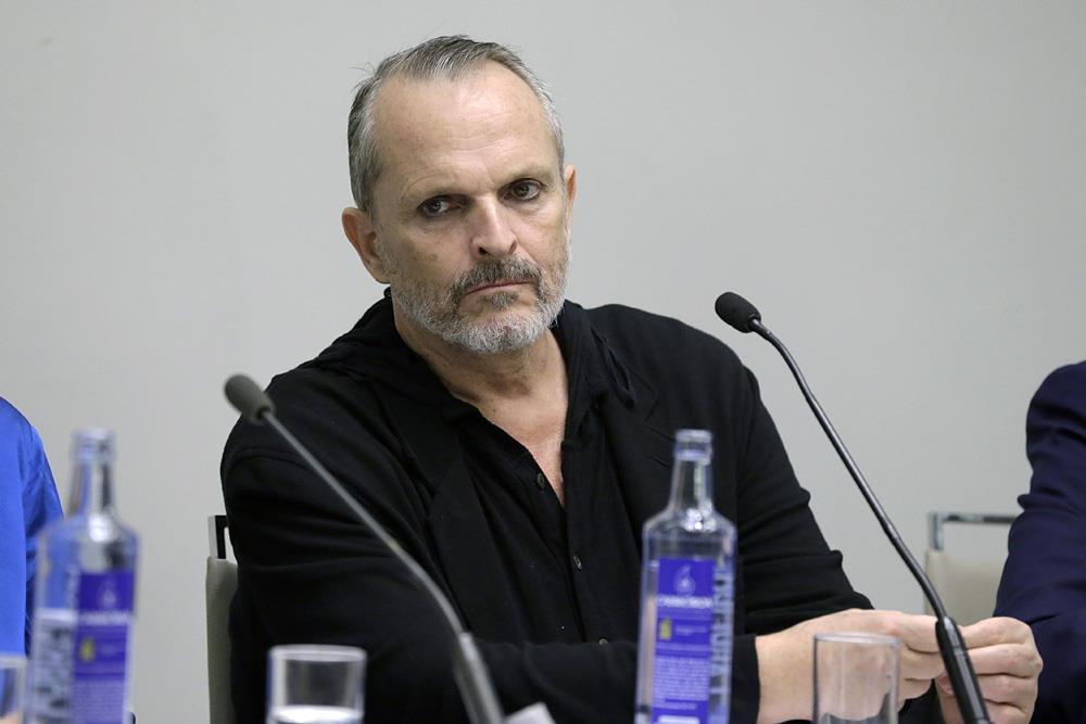 Admitida a trámite la demanda de Nacho Palau contra Miguel Bosé