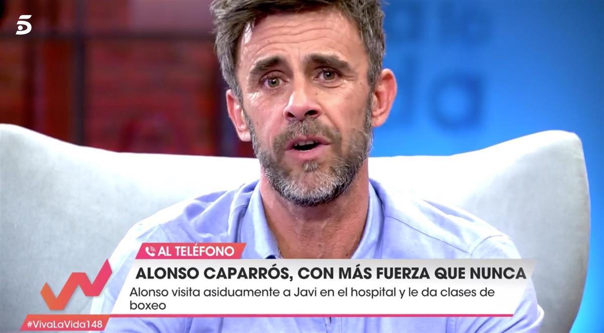 """Ana Alonso Desnuda alonso caparrós: """"el día que estuve a punto de morir mi"""