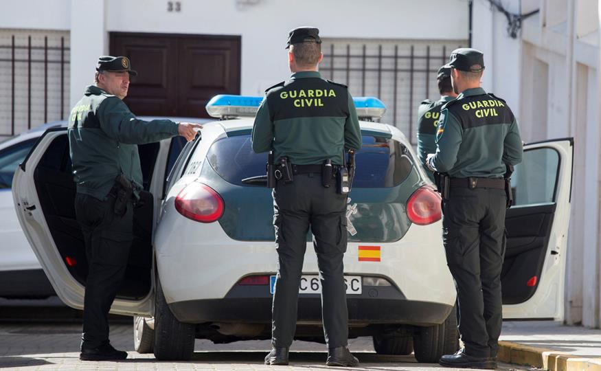 guardia civil caso laura luelmo