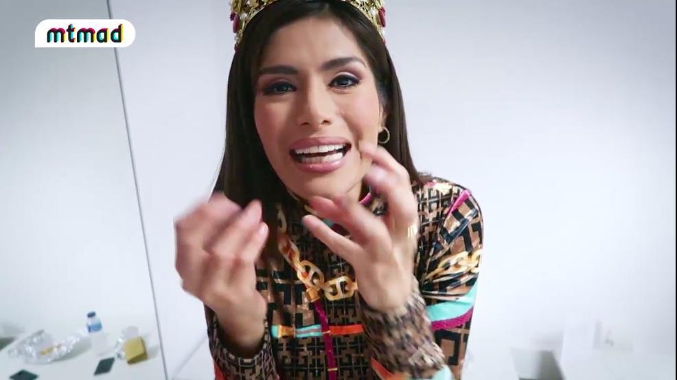 Miriam Saavedra Se Desnuda Para Celebrar Su Nuevo Trabajo Tras Gh Vip