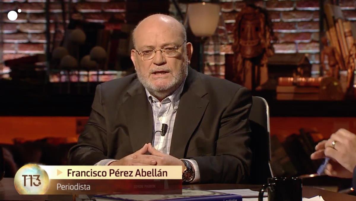 Francisco Pérez Abellán muere a los 64 años de forma repentina