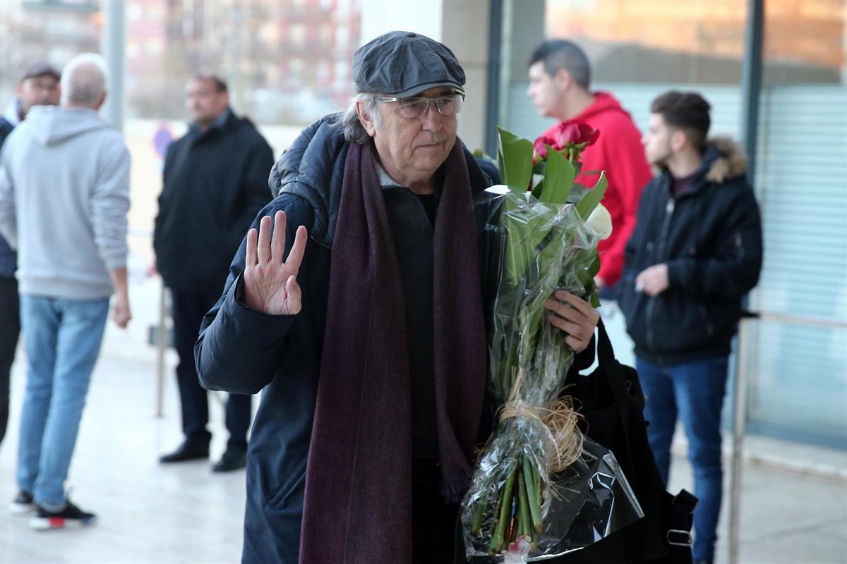 Muere Moncho, 'el rey del bolero', a los 78 años