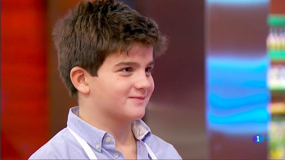 MasterChef Junior. La traición de Samantha