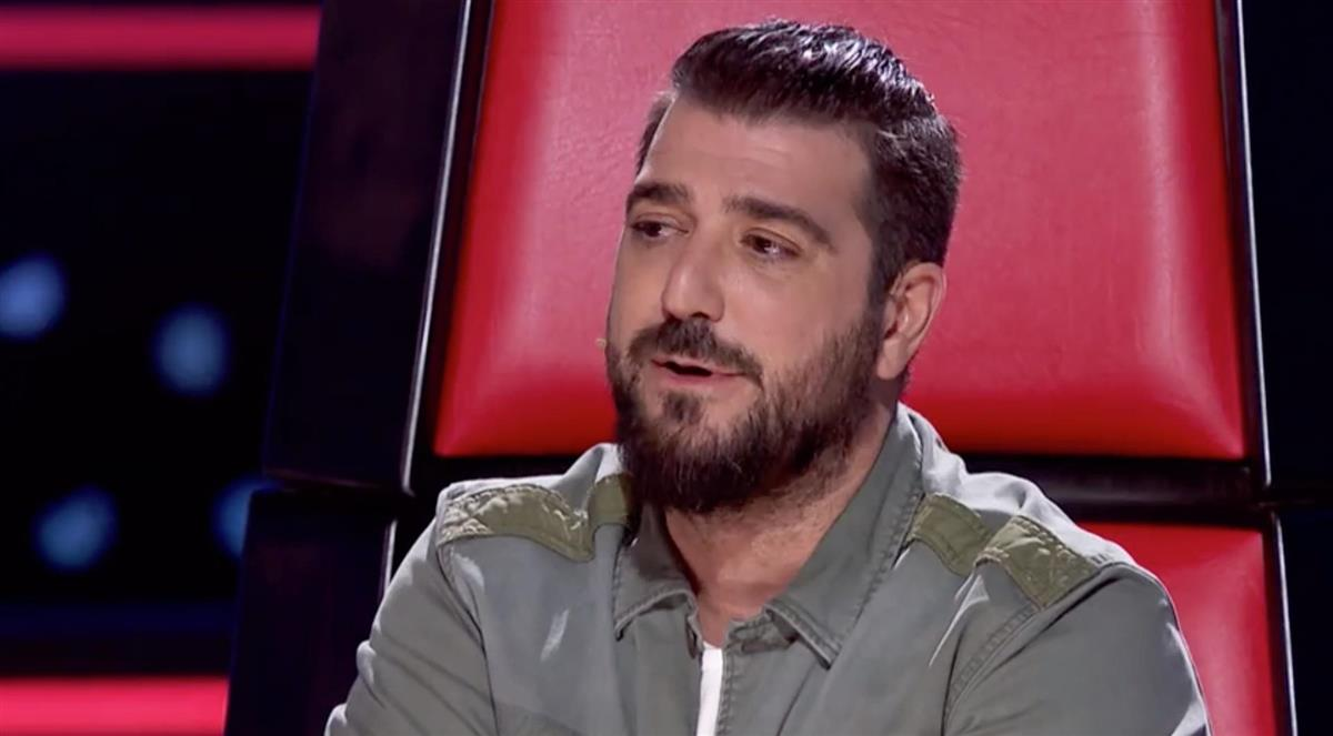 La pullita de Antonio Orozco a Paulina Rubio en 'La Voz'