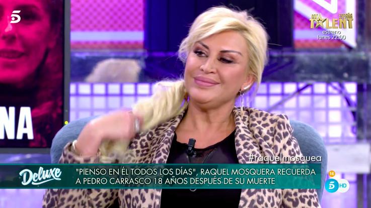 El mensaje de Raquel Mosquera a Rocío Carrasco sobre sus hijos