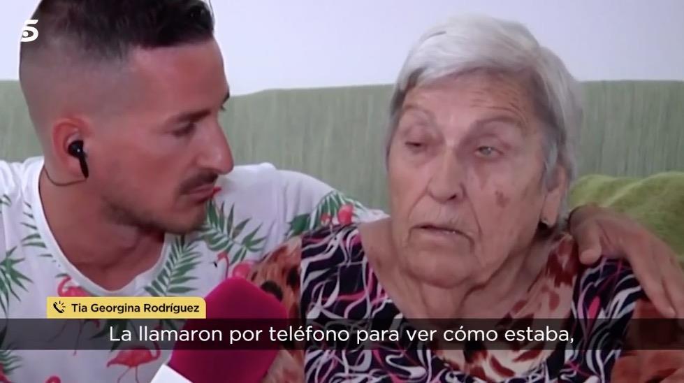 La tía de Georgina Rodríguez arremete contra ella: