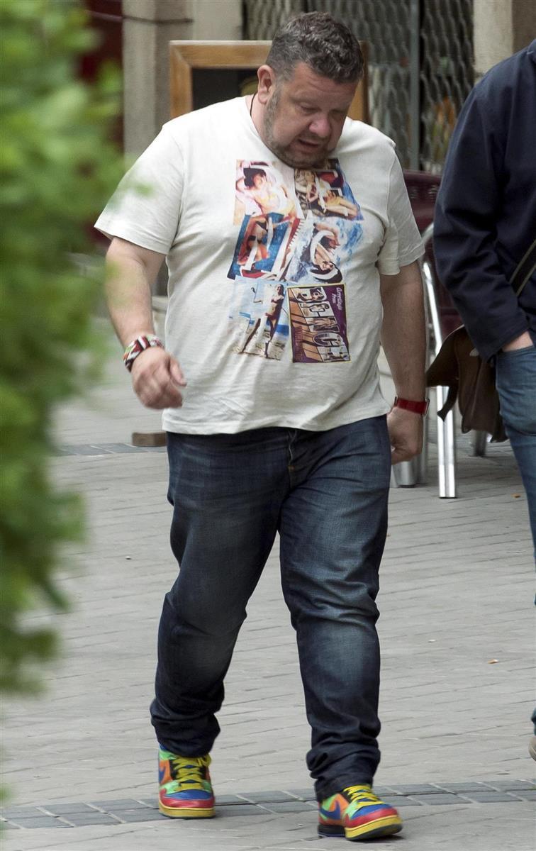 presentadora escandola perdida de peso