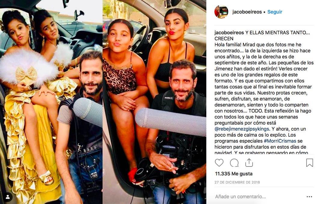 El Espectacular Cambio De Susi Jiménez Gipsy Kings Hermana