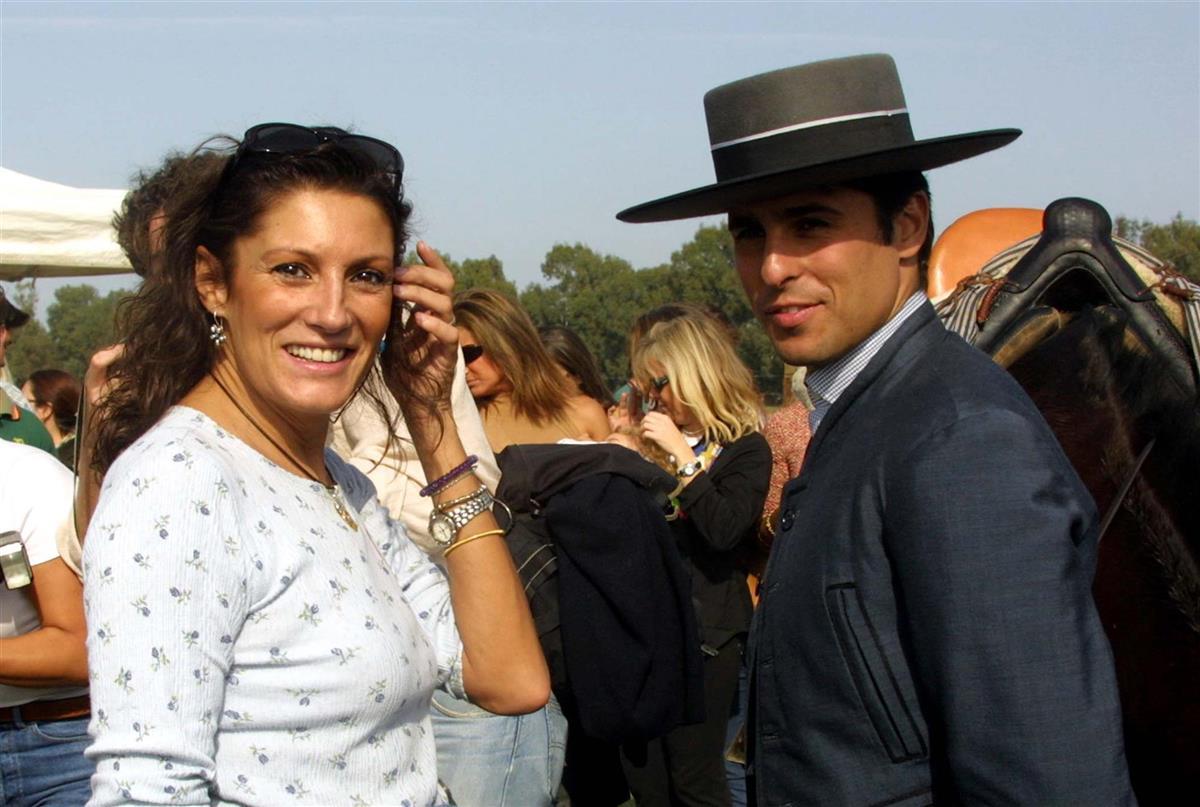 Francisco Rivera y Carmina Ordóñez. Glamour y pana