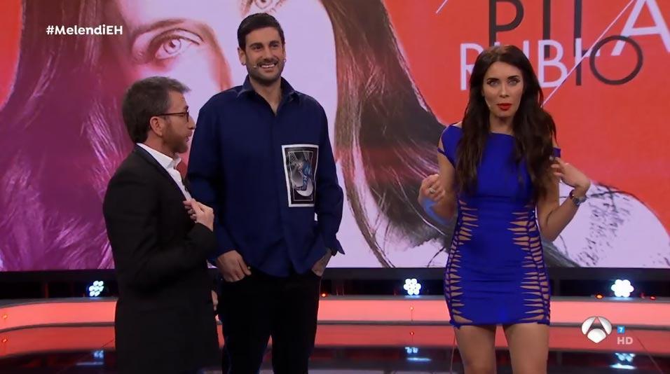Pilar-Rubio-tanga-Hormiguero1. Incómoda pregunta