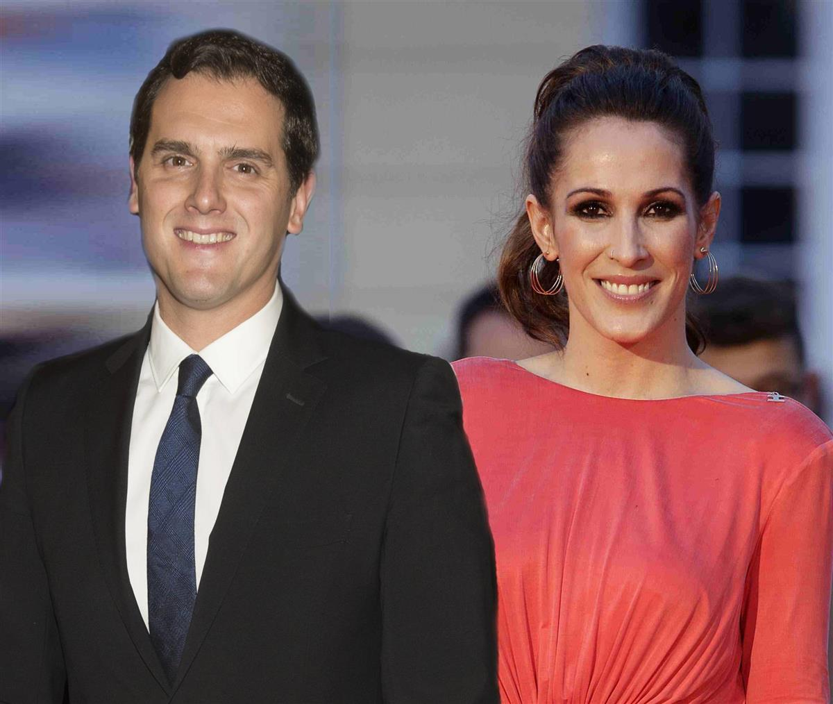 Collage Malú y Albert Rivera. Será un encuentro casual