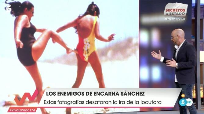 isabel pantoja encarna sanchez 2. María del Monte y lo que importó para Encarna Sánchez