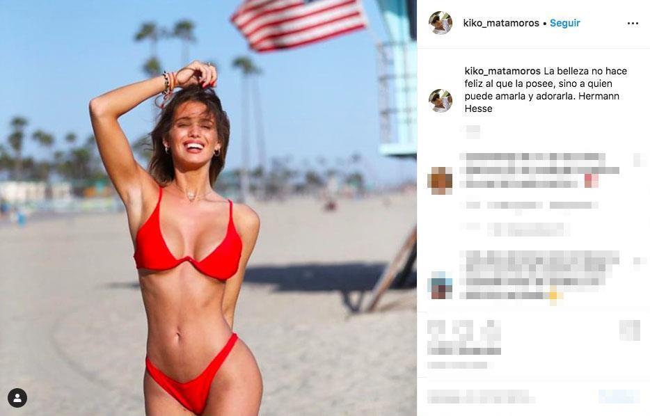 Diego Matamoros desvela la jugarreta de la nueva novia de su padre