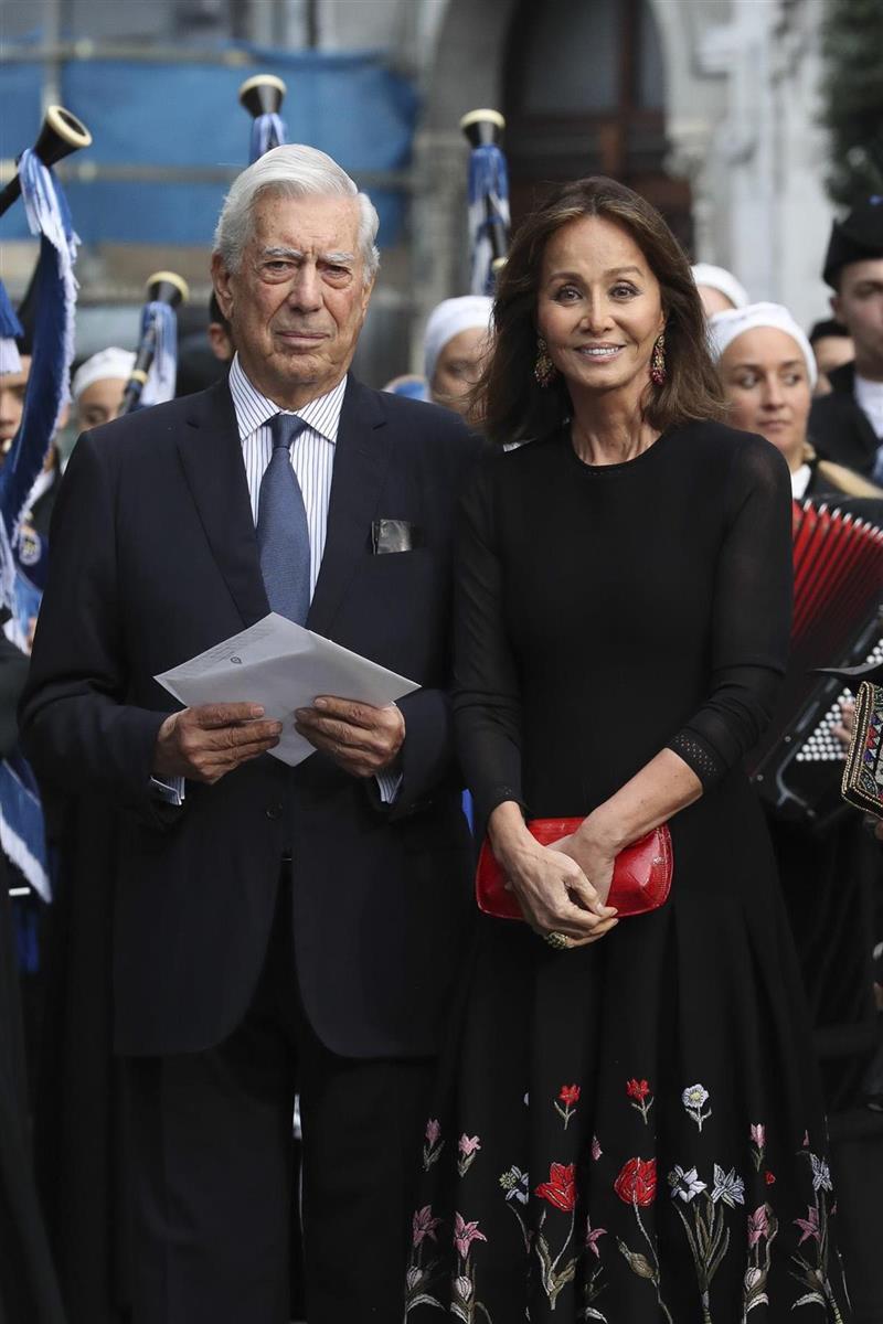 Mario Vargas Llosa Isabel Preysler. Como siempre