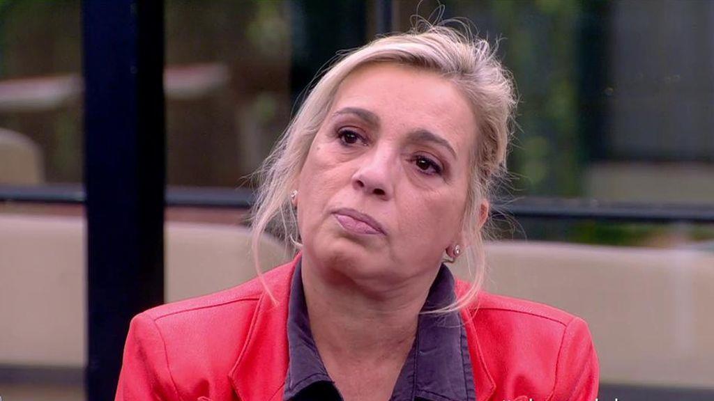 Las primeras imágenes de Terelu Campos tras su operación