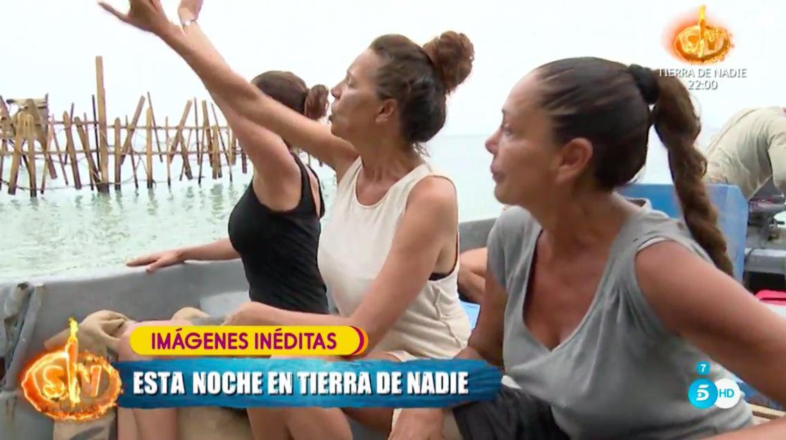 Azúcar Moreno deja plantado a 'Supervivientes'