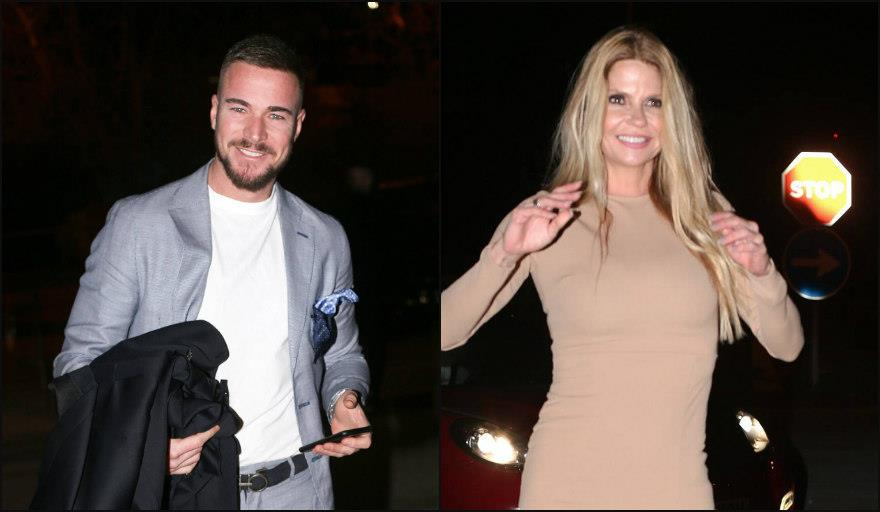Tony Spina y Makoke