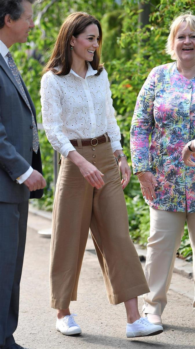 Kate Middleton. Un look muy primaveral