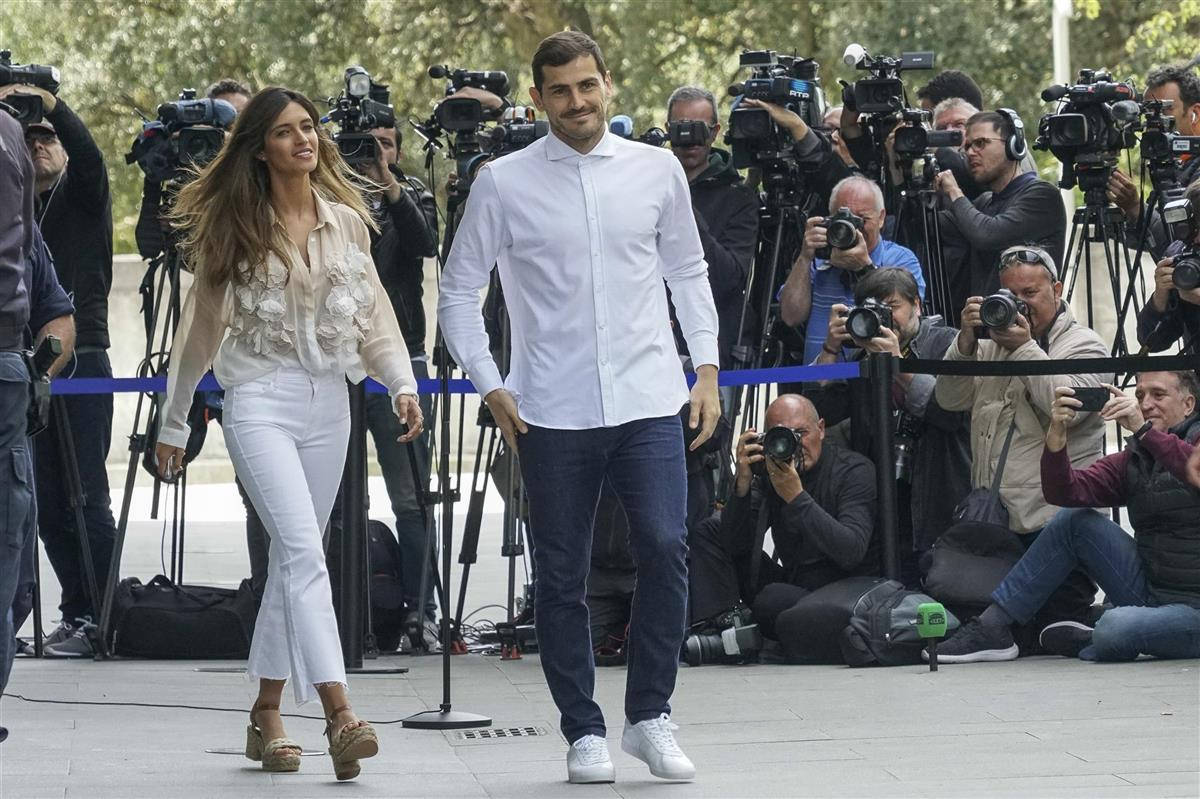 Iker Casillas y Sara Carbonero 02