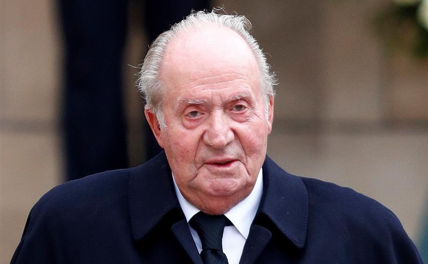 Juan Carlos: Bluterguss und Pflaster im Gesicht  |Juan Carlos