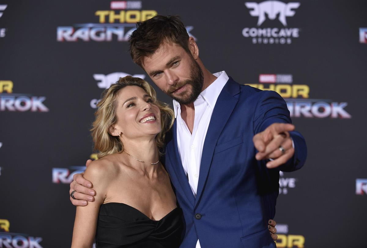 Elsa Pataky-Chris Hemsworth2