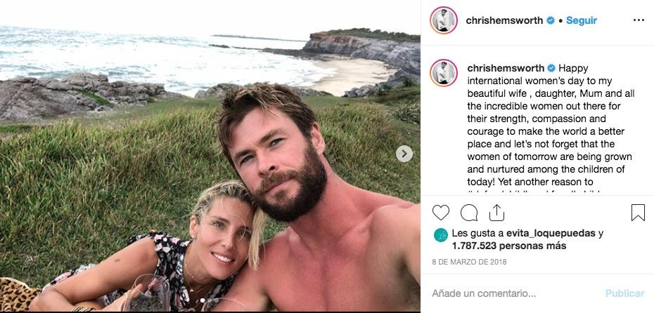 elsa pataky-chris-hemsworth