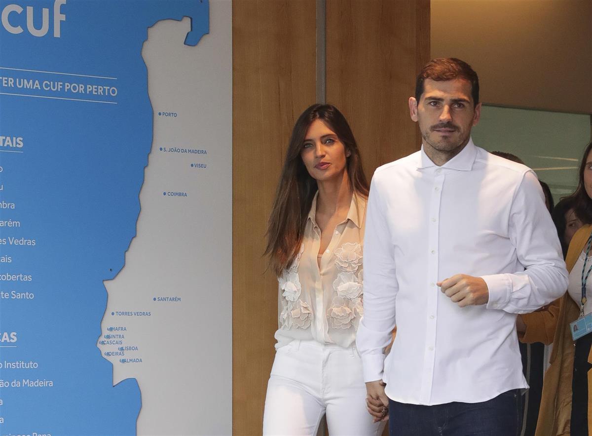 Sara Carbonero de nuevo ingresa de urgencia al hospital