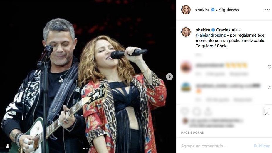 Crecen los rumores de un posible embarazo de Shakira