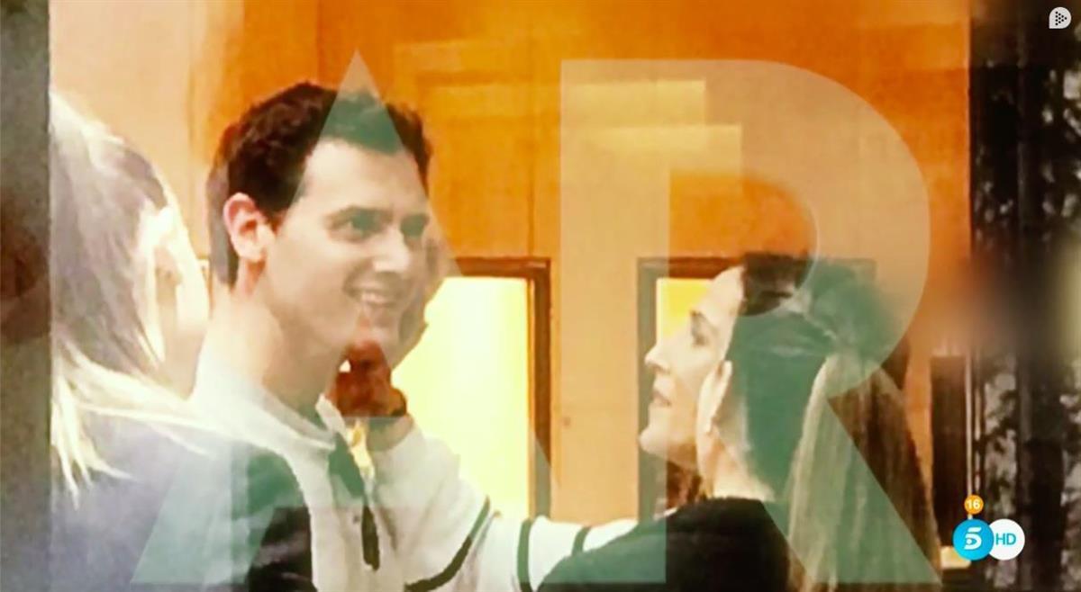 Las primeras imágenes de Malú y Rivera juntos