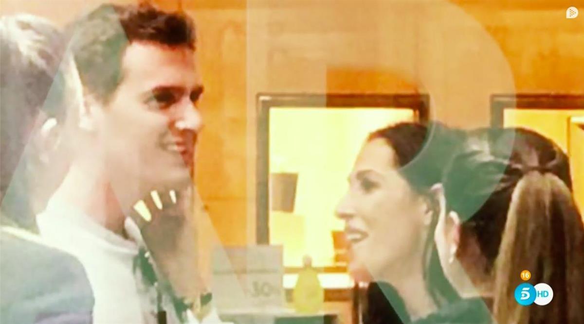 Las primeras imágenes de Rivera y Malú juntos