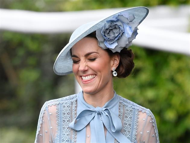 Kate Middleton en Ascot