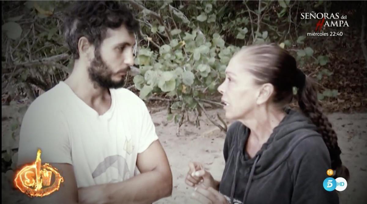 Isabel Pantoja, evacuada de 'Supervivientes' por problemas de salud | Bluper