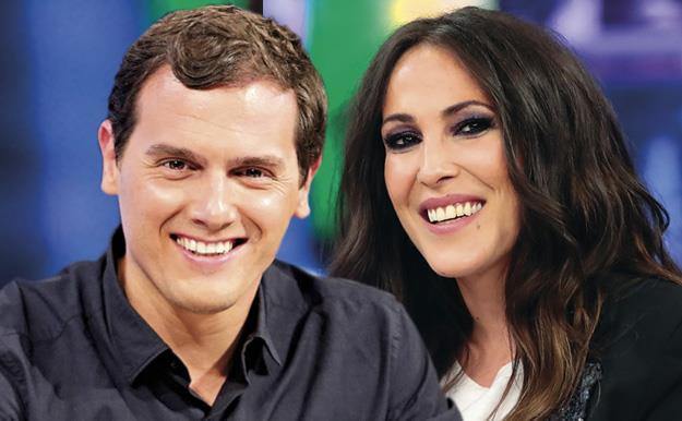 malú Albert Rivera