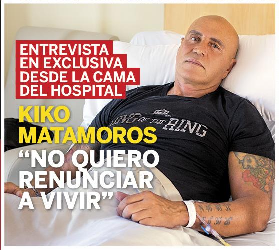 Kiko Matamoros portada exclusiva