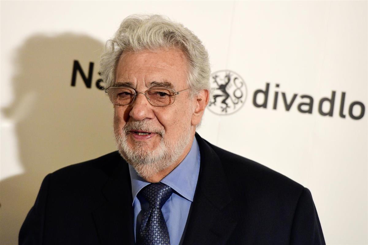 Plácido Domingo dice que tuvo relaciones consensuadas ante testimonios acoso sexual