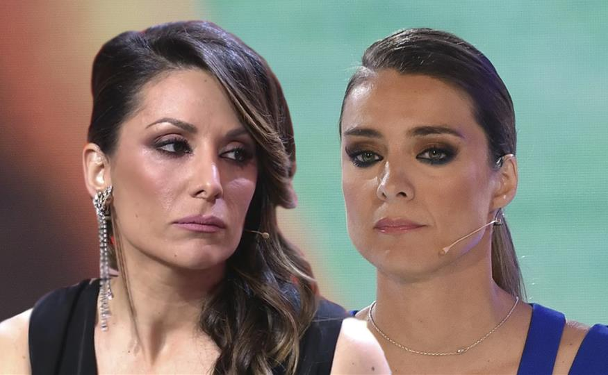 Nagore Robles y Sandra Barneda collage