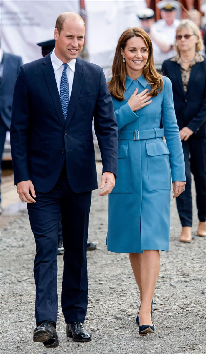 Kate Middleton rescata su abrigo favorito