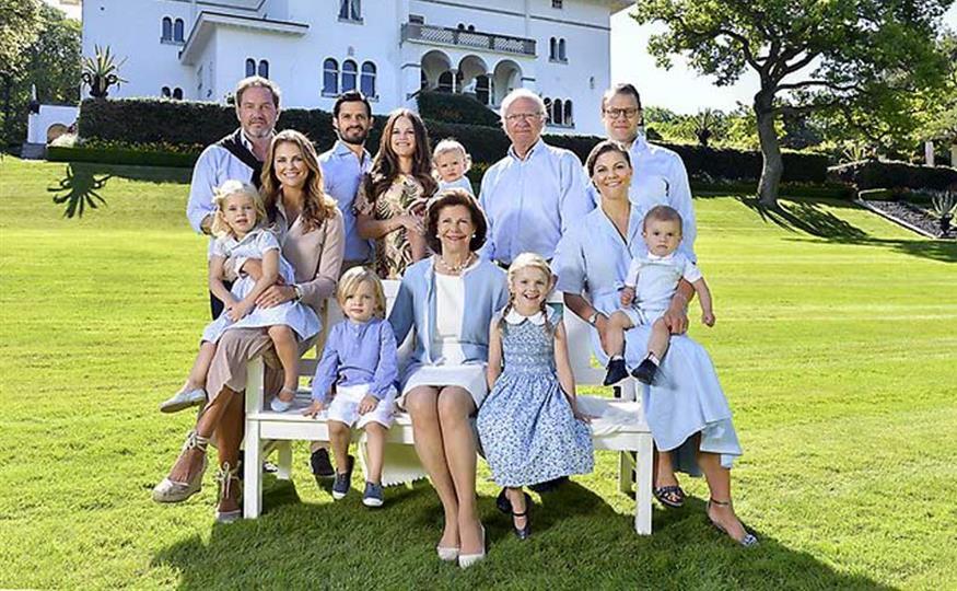 El príncipe Carlos, tras los pasos del rey de Suecia