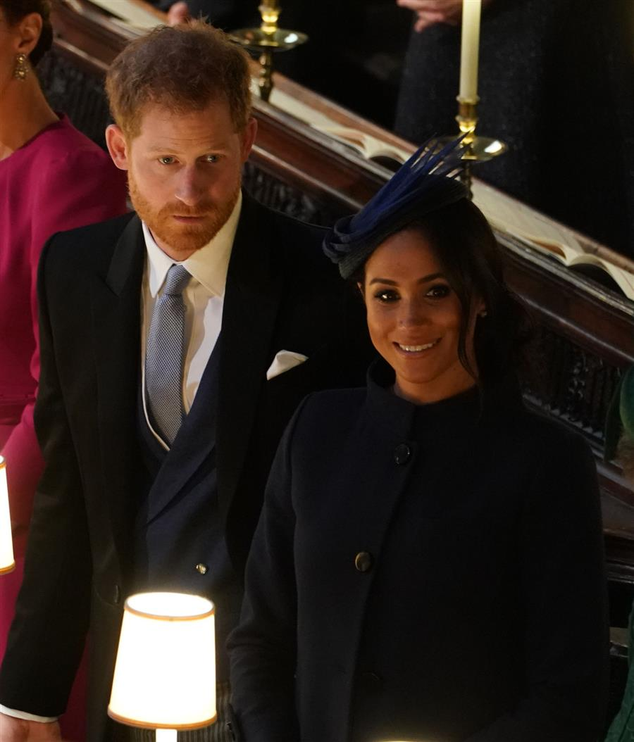 Harry Meghan boda