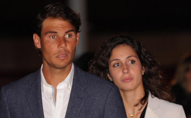 Rafa Nadal El Mejor Tenista Espanol Se Derrite Junto A Su Novia Xisca