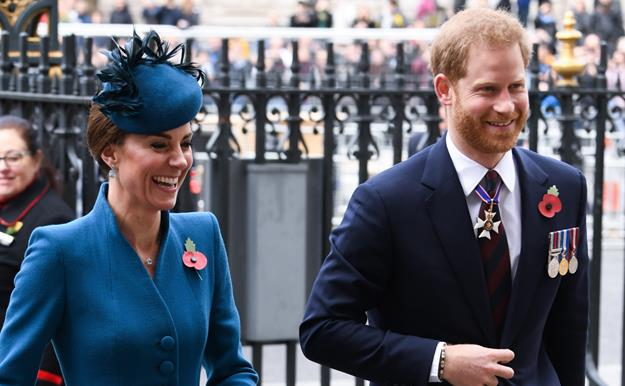 Kate Middleton, culpable de la ruptura entre el príncipe Harry y Chelsy Davy