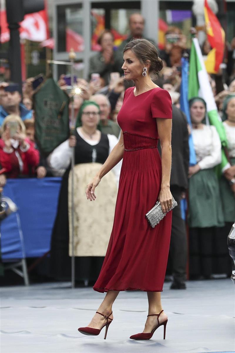 La Reina Letizia en los Premios Princesa de Asturias 2016